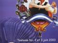 Affiche Tangueando 2000