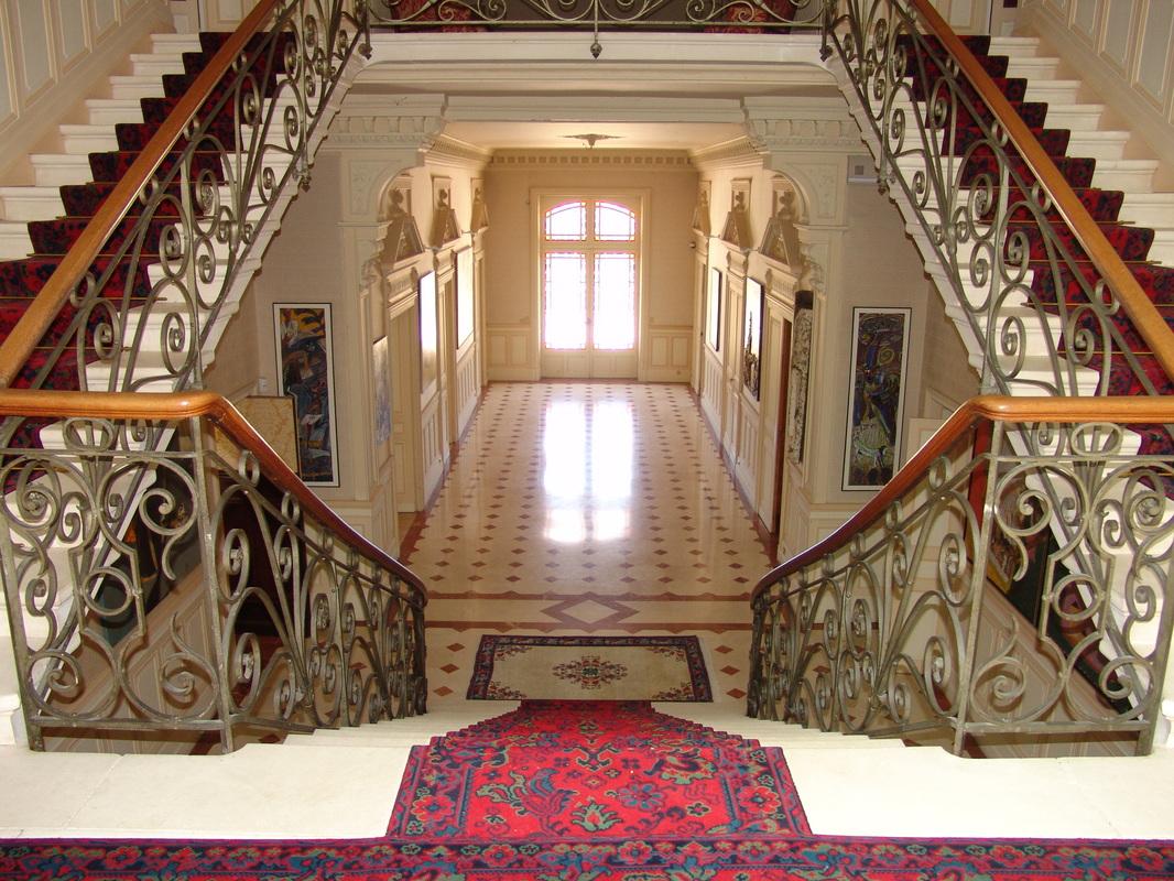 Escalier principale