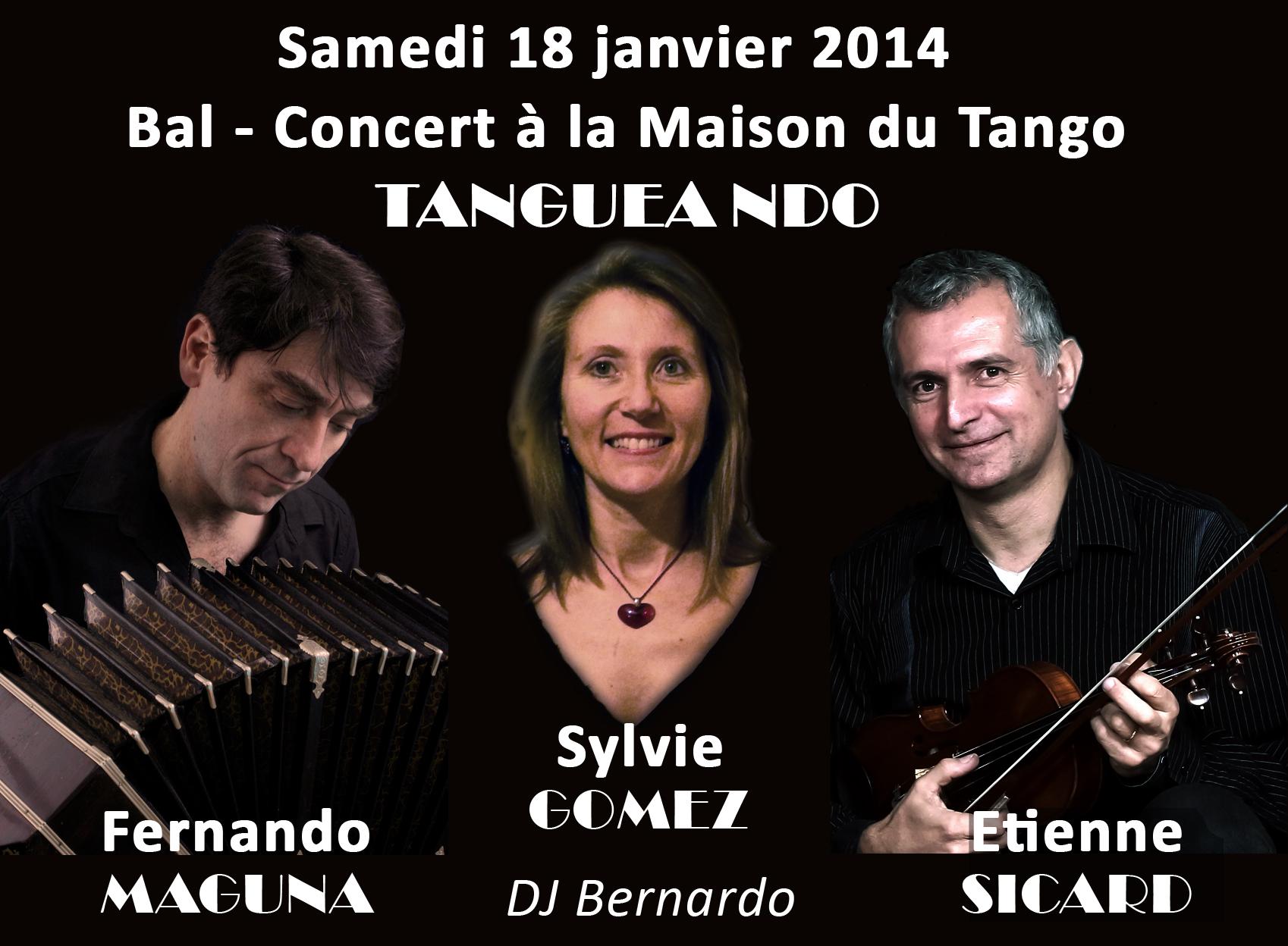 Trio Maguna Gomez Sicard