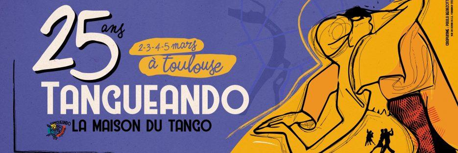 Tango Toulouse 25 ans Tangueando