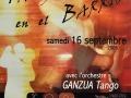 Affiche Tangueando 2006