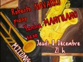 Affiche Tangueando concert