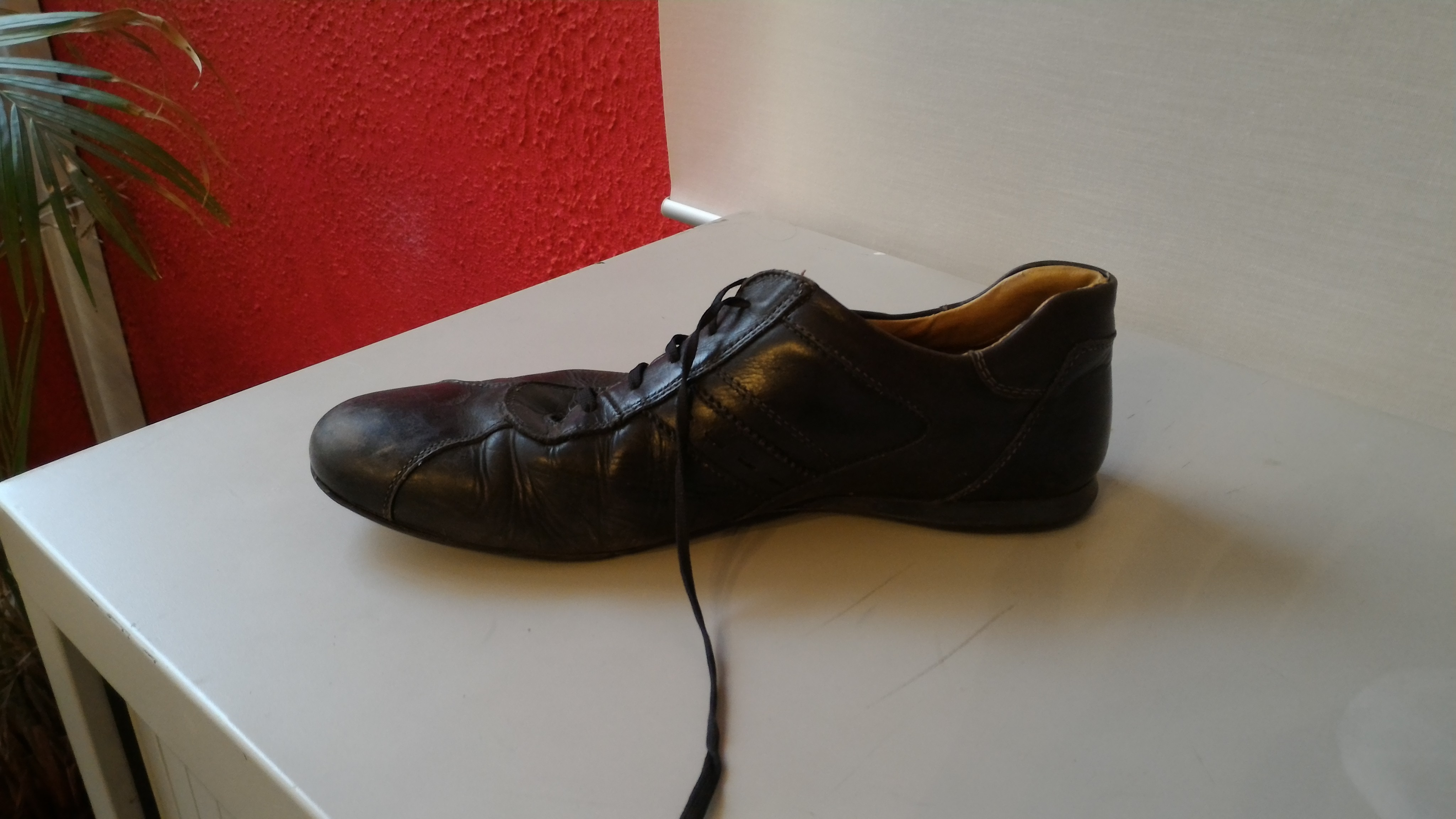 Une seule chaussure...San Marina Taille 45