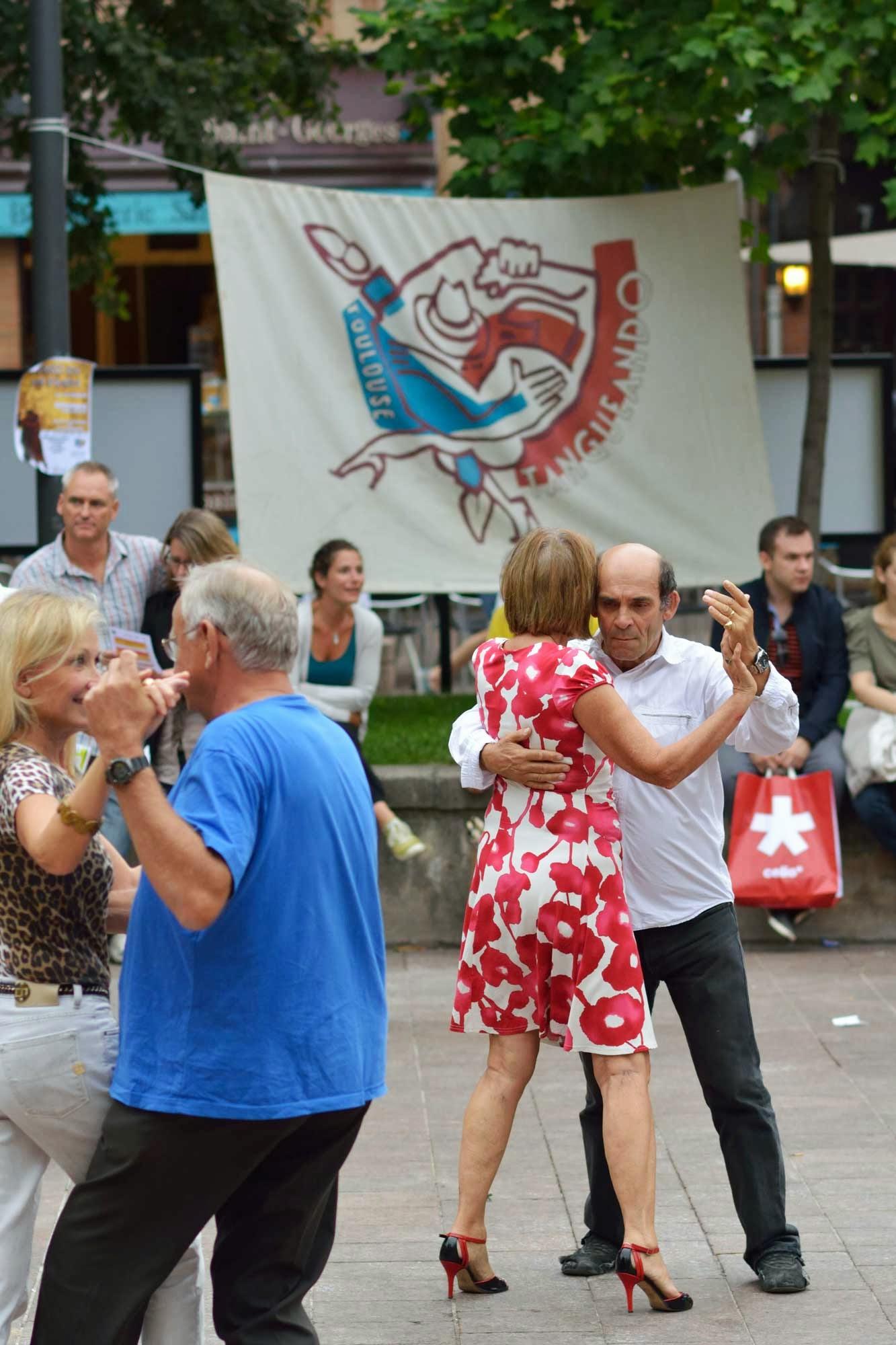Vu Tango en el Barrio